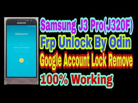 Samsung J3 Pro(J320F) Frp Unlock By Odin//Bypass Frp New Method 2019 100% Working