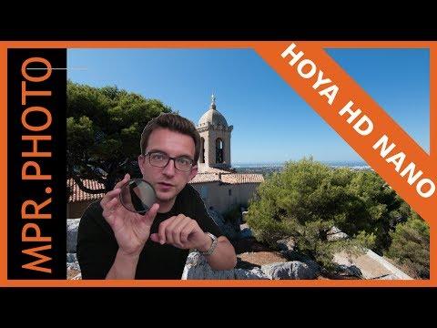 HOYA NANO HD - Filtre polarisant. Je l'ai testé pour vous !