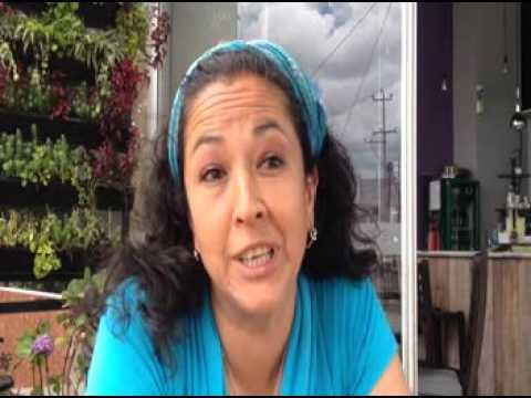 Diálogos América Montoya con Cecilia Tinoco