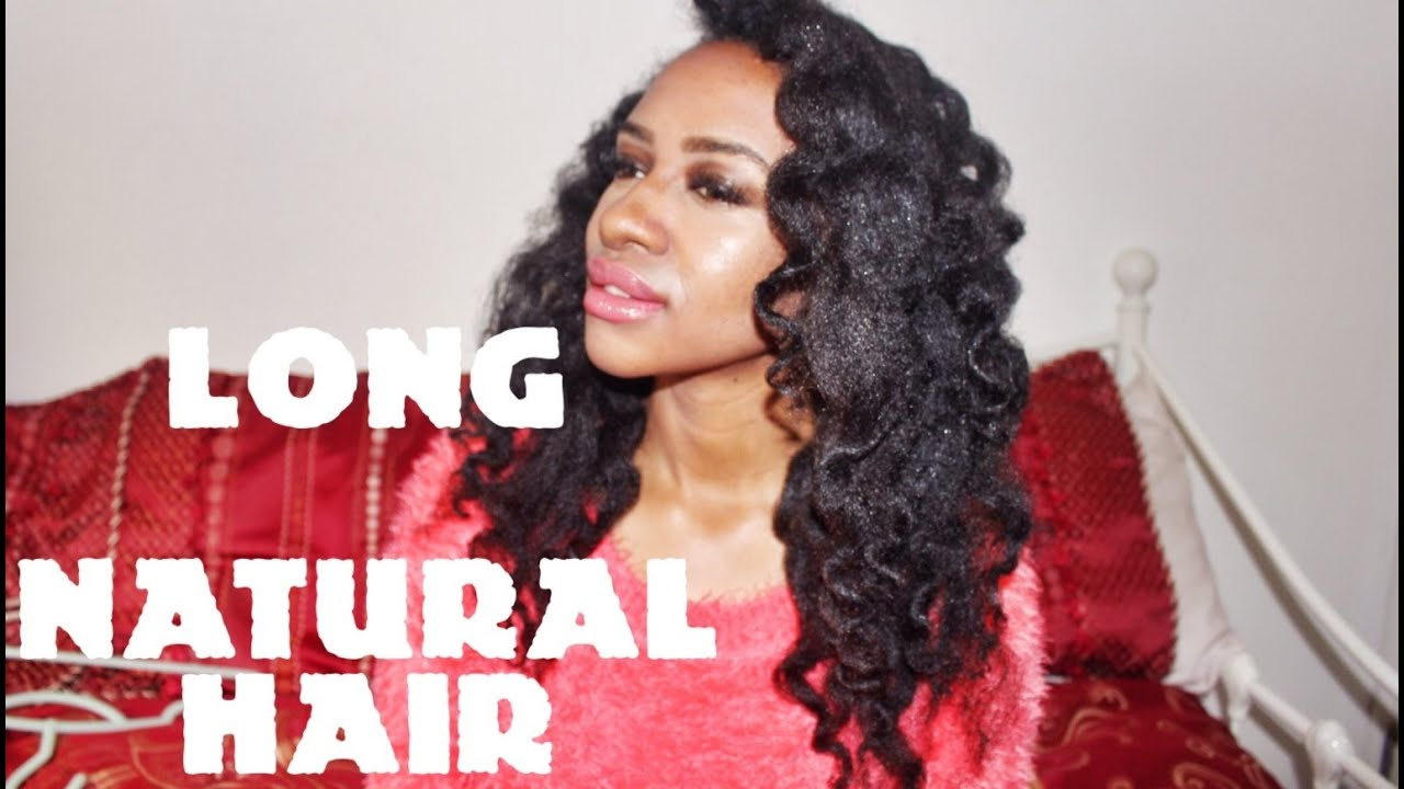 Type 4 Hairstyles: The Small Print Of Long Natural Hair (type 4)