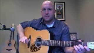 Alabama Jubilee Guitar Lesson (Novice/easy) I