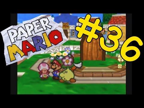Paper Mario | Part 36 [Flower Power]