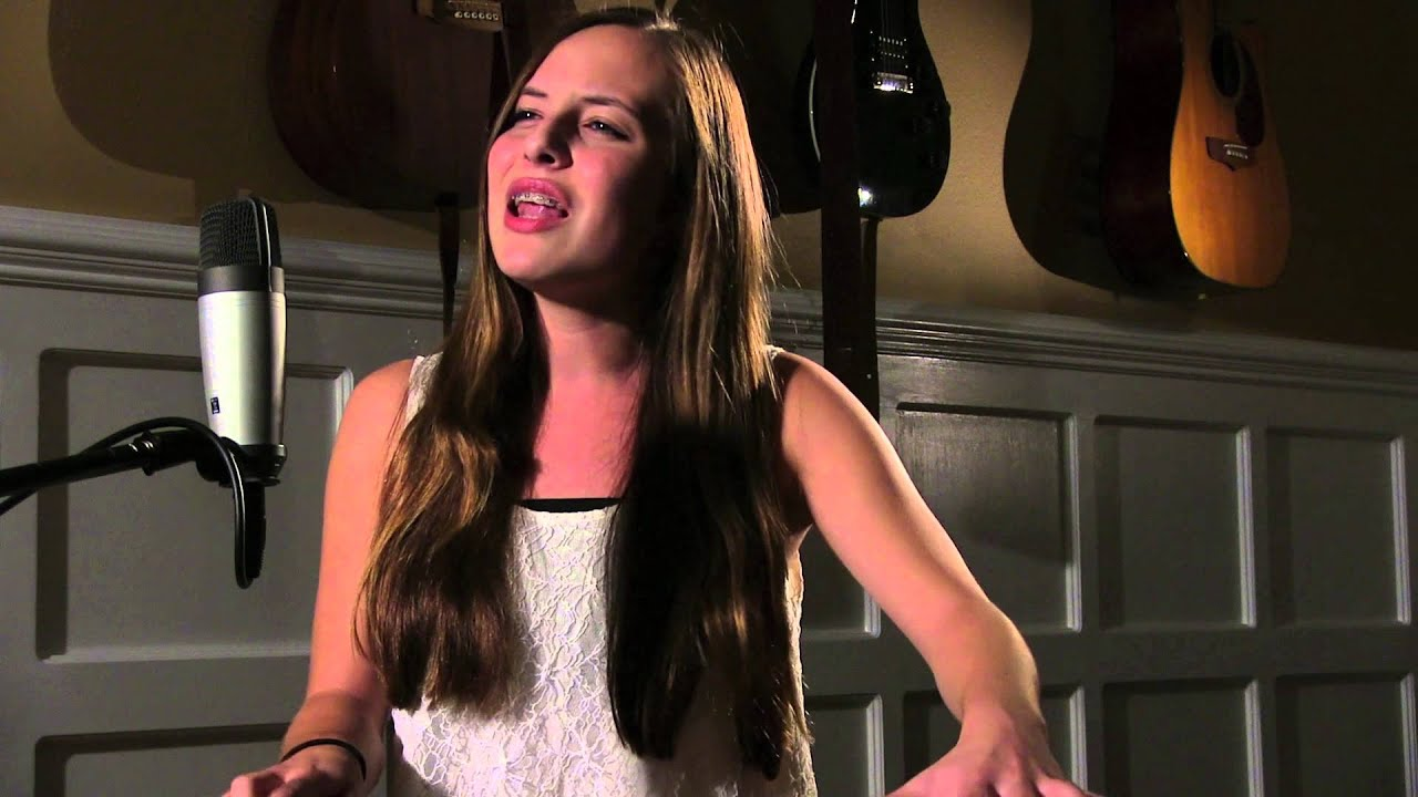 Chandelier-Sia (cover by Sofia Mazursky) - YouTube