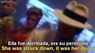 Michael Jackson  - Smooth Criminal [Lyrics English - Español Subtitulado]
