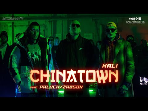 Kali - CHINATOWN feat Paluch/Żabson