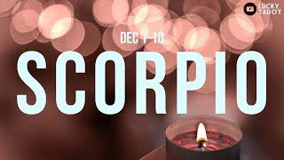 SCORPIO Healing after hurting (Dec 1-10)