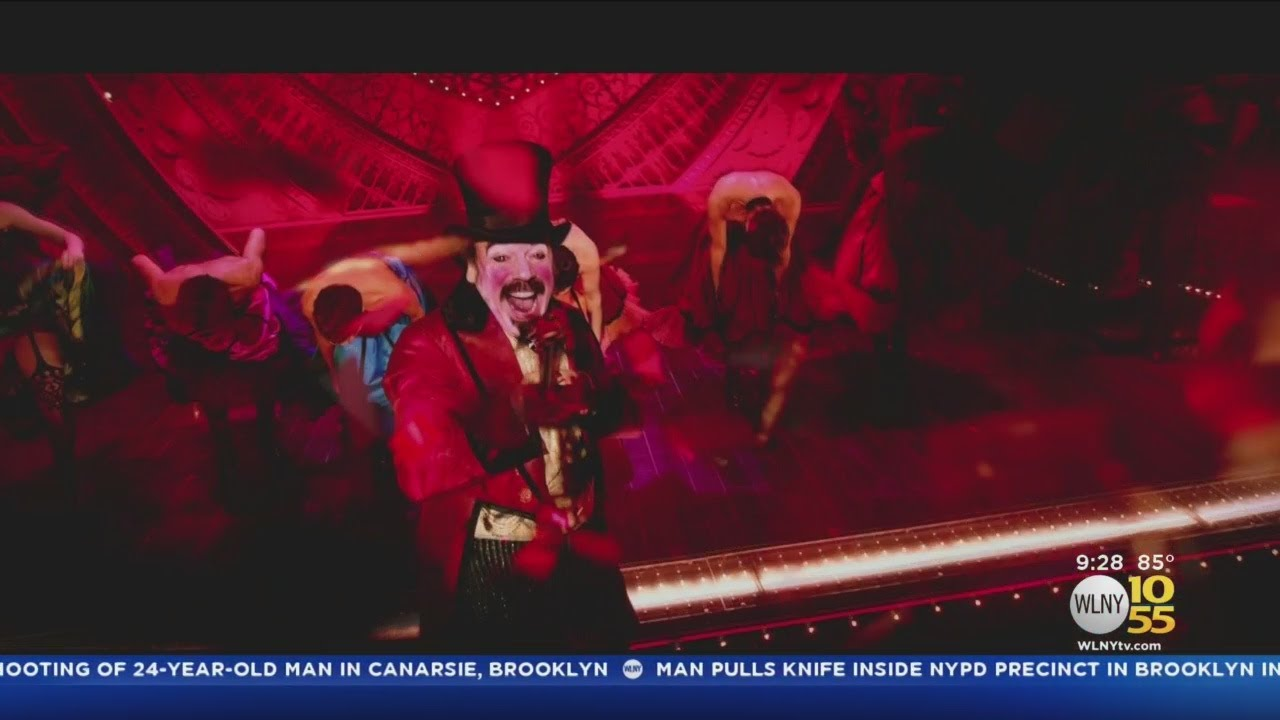 Moulin Rouge The Musical Opens On Broadway Youtube