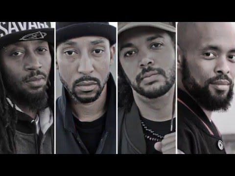 Souls of Mischief: The Rap Heroes Invite You To Their Oakland Headquarters