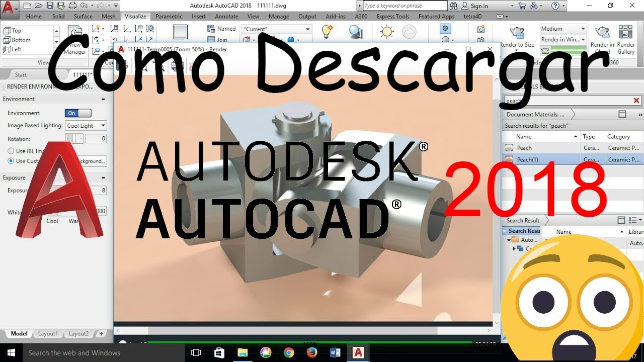 descargar autocad 2014 32 bits torrent
