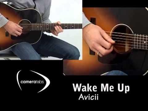 apprendre jouer wake me up de avicii la guitare. Black Bedroom Furniture Sets. Home Design Ideas