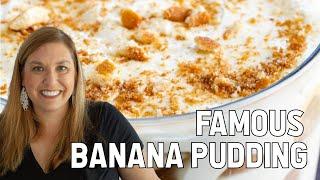 BEST Banana Pudding (Magnolia Bakery)