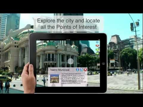Rio de Janeiro - HD - Brazil - Tourist Guide with Augmented Reality - Travel to Rio - How to