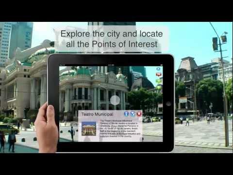 Rio de Janeiro - HD - Brazil - Tourist Guide with Augmented Reality - Travel to Rio - How to