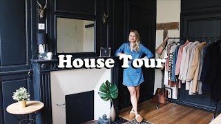 FRENCH APARTMENT TOUR | A Canadian living in France | HOUSE TOUR | ANDREACLARE