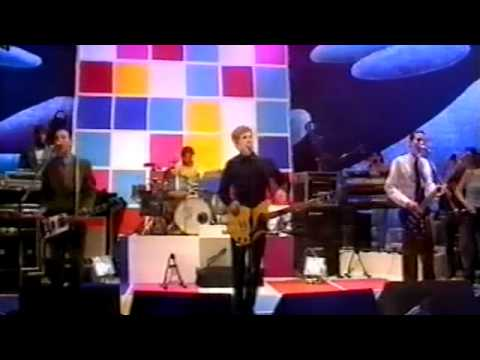 Beck Devil's Haircut Later With Jools Holland 1997