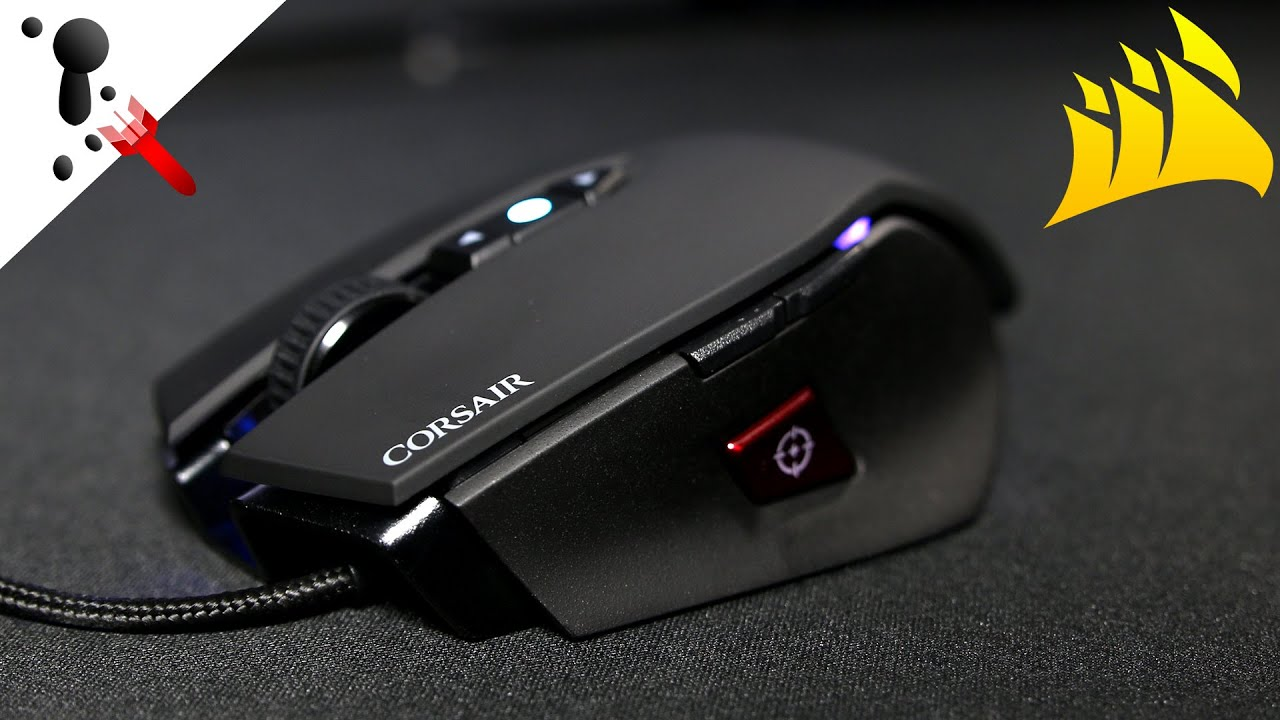 Corsair Vengeance M65 PRO Review