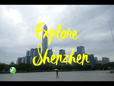 Shenzhen, China from the Inside, Part 2