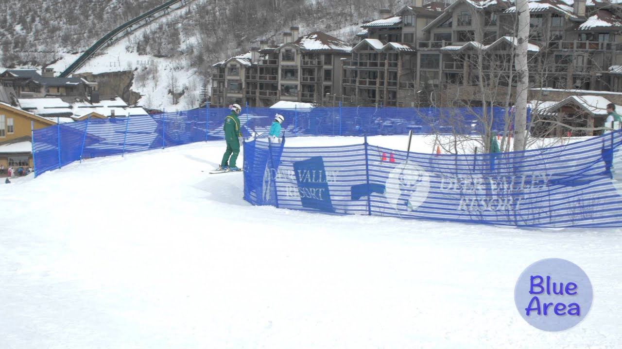 Learning to Ski at Deer Valley Resort