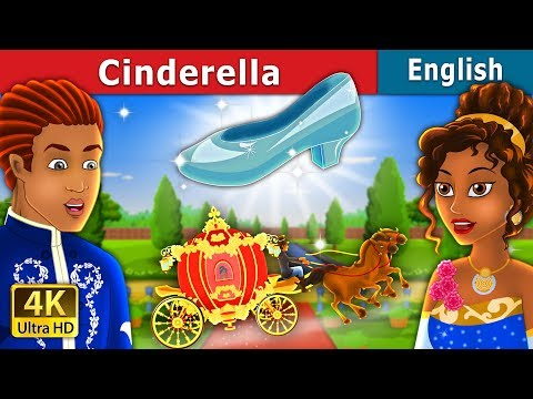 Cinderella Classic Fairy Tale in English | Bedtime Stories | English Fairy Tales