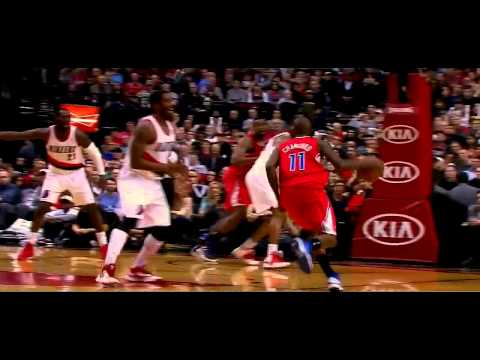 Jamal Crawford - Los Angeles Clippers Sixth Man 2013 Mix [HD]