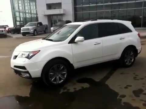 2012 Acura Mdx Awd 4 Door Sport Utility Sherwood Ford