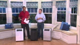 Commercial Cool 12,000 BTU Portable Air Conditioner with Timer with David Venable