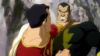 Shazam & Superman vs Black Adam | The Return of Black Adam