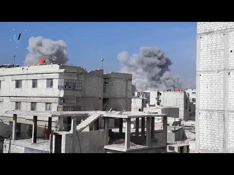 مقتل العشرات في قصف على الغوطة الشرقية خلال الساعات الماضية  - نشر قبل 2 ساعة