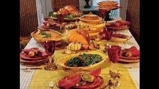 День Благодарения---готовлю еду + покупки продуктов