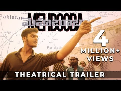 Mehbooba Theatrical Trailer | Puri Jagannadh | Akash Puri | Neha Shetty | Sandeep Chowta