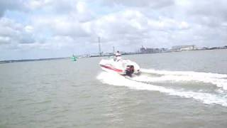 Fletcher 19gto on the Thames