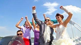 Свадебная Прогулка Алена и Виталик Днепродзержинск