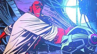 Injustice 2 - Hellboy Ending (1080p 60FPS)