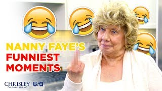The Nanny Faye Way | Funniest Scenes | Chrisley Knows Best