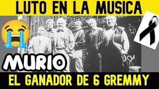 EL LEGENDARO MUSICO MURIO EN LA CIUADAD DE DUBLÍN (Hizo colaboraciones con Madona y Wiilli nelson)