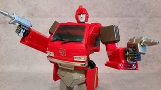 MP-27 Ironhide - Takara Transformers Masterpiece Action Figure Review