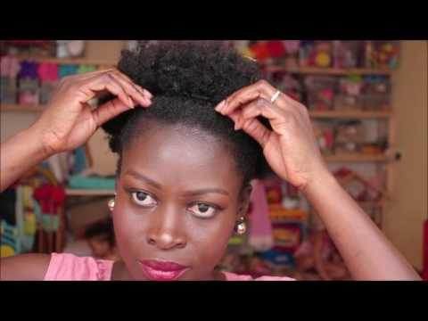 short 4c natural hair styles how to style 4c hair 6 twa hairstyles 4213 | hqdefault