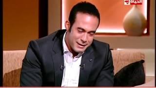 بوضوح - شاهد النجم \ هيثم أحمد زكي وهو يقلد أنور السادات وجمال عبد الناصر