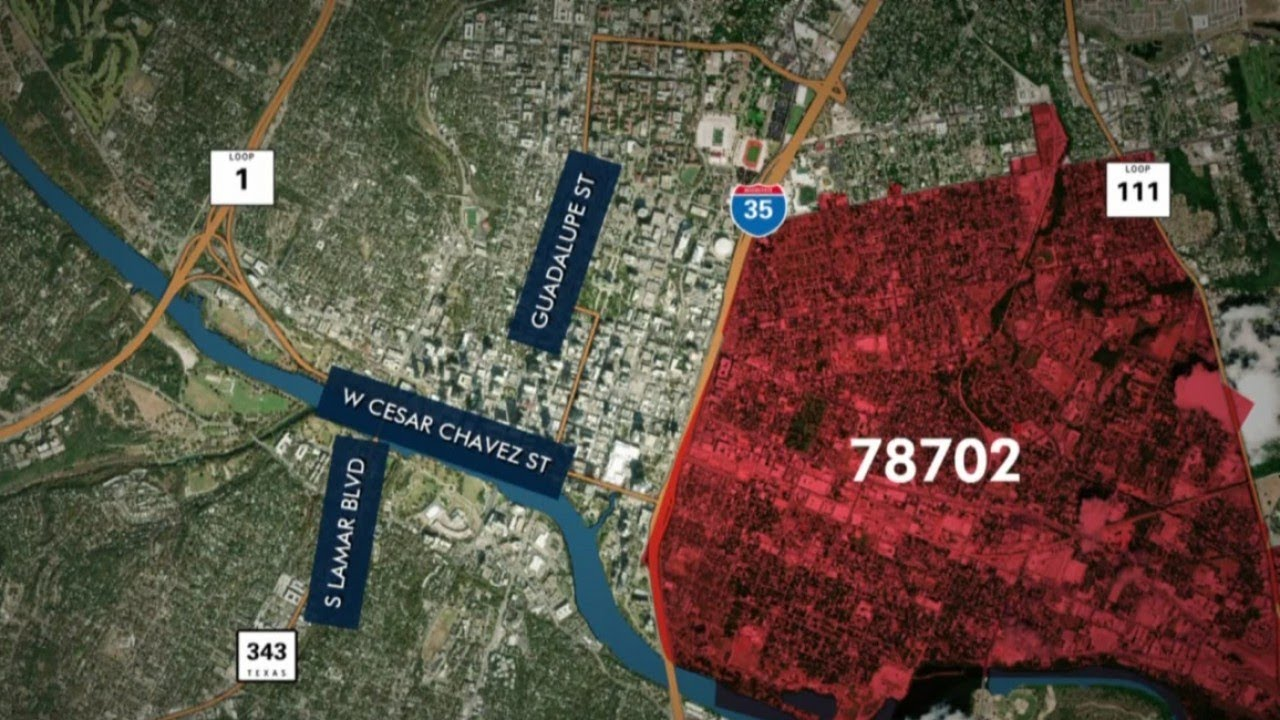 East Austin zip code has most tax delinquent properties on ml number area zip map, mls property search, nevada hud zone map, cox service area map,