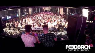 FEEDBACK @ CLUBONE [Bs As Oct 2015] Full Set