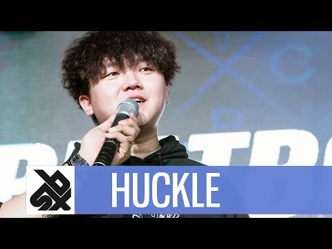 HUCKLE | Because I'm Me