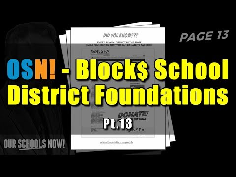 OSN! De-Incentivizes Voluntary Donations to School Districts | Pg 13 of 21
