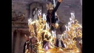 Tercera Bendición impartida por Ntro. Padre Jesús Nazareno.