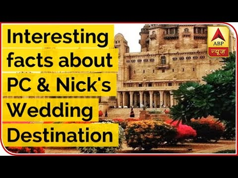 Interesting Facts About  PC & Nick's Wedding Destination | ABP News
