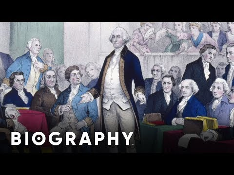 George Washington - First U.S. President | Mini Bio | BIO
