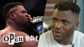 """""""I've been through hell"""" - The incredible story of Francis Ngannou's journey to the UFC 