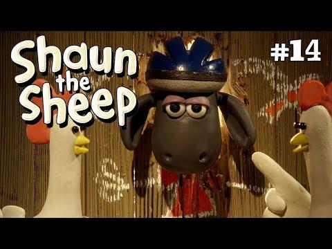 Shaun the Sheep - Skateboard