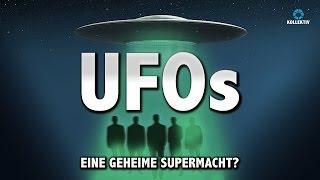 UFOS - EINE GEHEIME SUPERMACHT? - Felix R. Maschek (2000)
