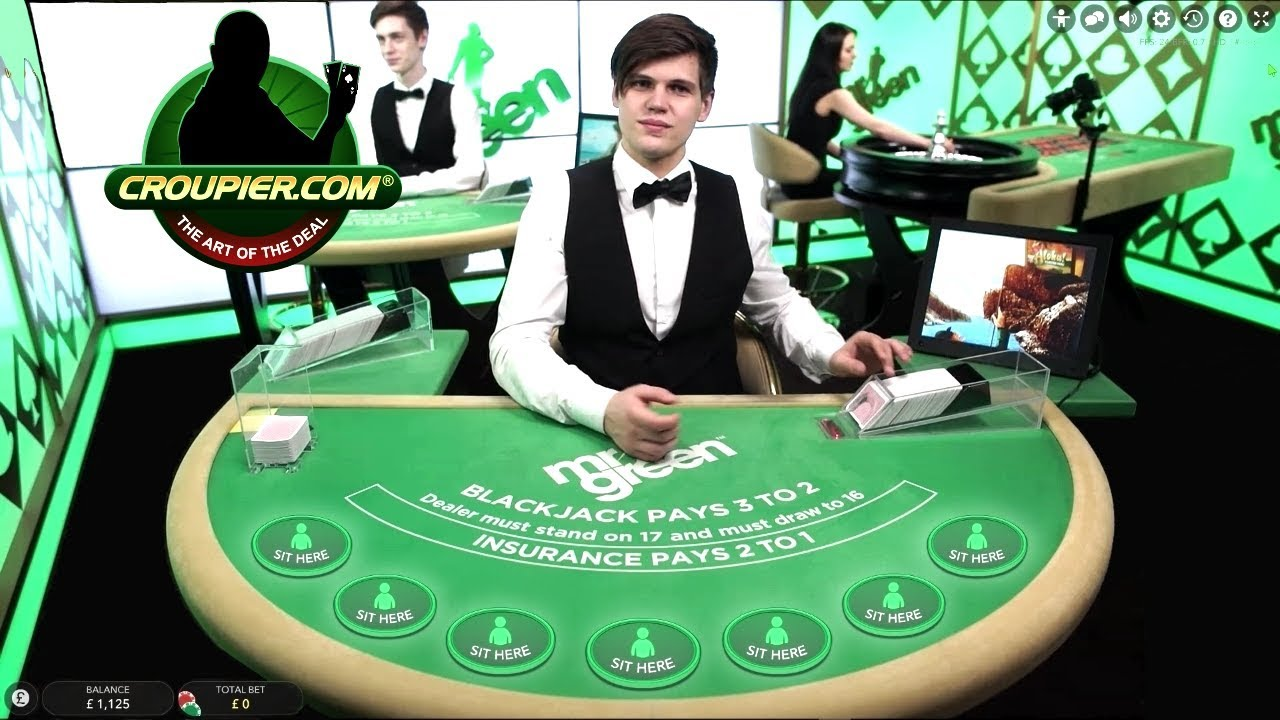 Online Blackjack BANKROLL DESTROYER vs £1,125 Real Money ...