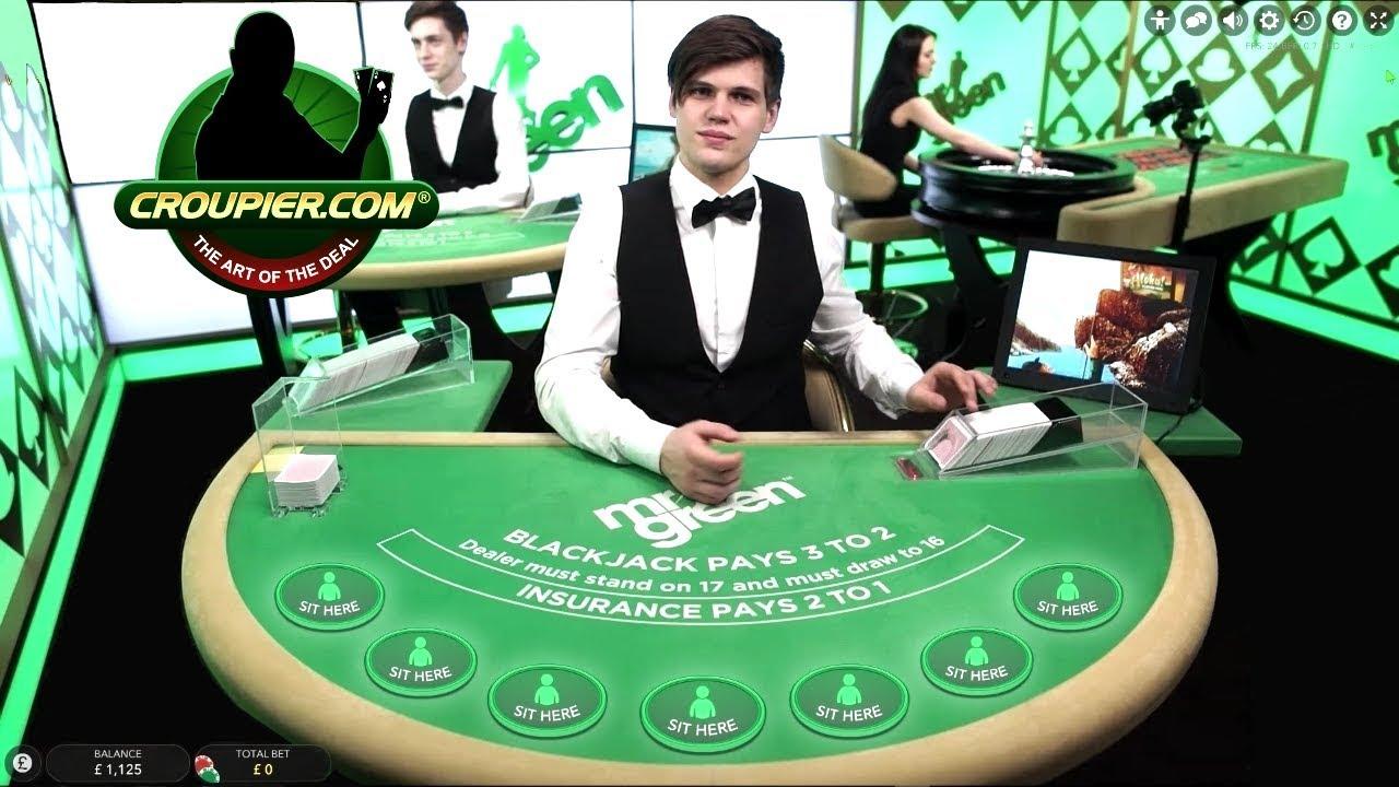 Online Blackjack BANKROLL DESTROYER vs £1,125 Real Money ...